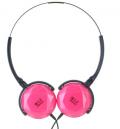 铁三角(audio-technica) ATH-FW33 BIJOUE宝石 便携头戴式耳机 粉色