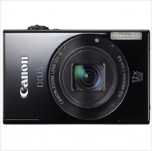 佳能(Canon) IXUS510 HS 数码相机 白色(1010万像素 3.2触摸液晶屏 12倍光变 28mm广角)