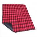 尚龙 专业户外休闲露营 SL-141P 绒棉野餐垫(150*130cm)